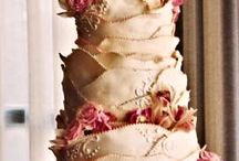 Cakes / by Pat Voll
