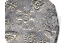 Coins of  Magadha Janapada / Story behind the coins of  Magadha Janapada