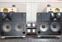 Vintage audio / Old loudspeakers and stff