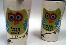 Jus Cups / coffee cups / by Denise Houge
