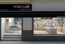 "Mosset Carcaixent / Diseño de interiorismo para la cadena de Casas de Comida  ""Mosset Mediterrani""  Local situado en Carcaixent. Diseño de interiorismo por MSE Project"
