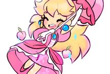 Super Mario/Sonic/Kirby & Co. / Here you can find all about Mario, Sonic & Co. I love Princess Peach.