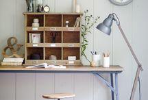 Interior Design | Home Office Ideas