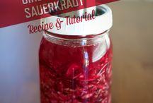 Probiotic recipes