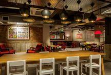 Birmingham University Cafe