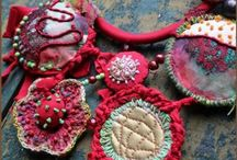 Jewellery- Embroidered