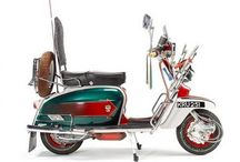 Lambrettas / by Never Say Cool Blog
