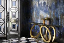 Luxury Living / The new #luxuryliving designed by #SICIS The #Art #Mosaic Factory.