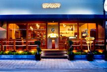 The Larder / Exceptional contemporary British cuisine with a new change of pace.
