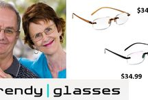 Daily Featured Frames / Reading glasses can make any outfit look more stylish, particularly when you choose a pair of high-end fashion reading glasses like the ones in our collection. We have brought together some of the trendiest styles from the biggest names in eye wear to make it easier than ever to find fashion frames to complement your outfits.
