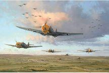 WWII Art