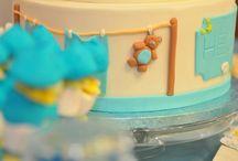 My fondant cakes