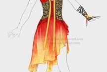 navrhy šatů
