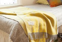 Throws & Blankets / A range of #throws and #blankets for the #home or thrown into a bag for the beach!