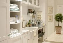 I {Heart} Laundry Rooms / by LaKeta Siler Ille