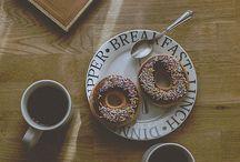Breakfast - Coffee and Treats