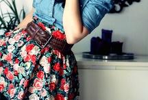 Fashion / by Alexa Unruh