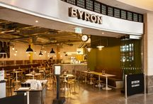 Byron Hamburgers / by Catering Projects