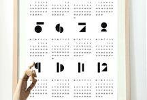 Fonts & Graphics design