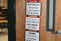 Classroom Ideas / by Arianne Hendrix