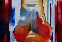 Contemporary Art / Művészeti alkotások. Fine Art. Müller Contemporary Art.