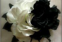 Цветы рукотворные