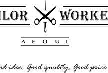 Tailor Workers / Tailor Workers Lookbook!!