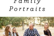 In Home Family Portraits / Authentic, intimate and highly personal family portraits taken in the comfort of your own home, which makes the perfect background for the lovely family portraits you're hoping for.