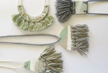 Mixed material jewelry