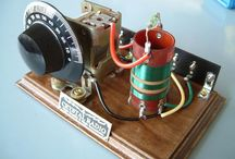 鉱石ラジオ ゲルマニウムラジオ