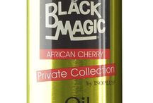 Black Magic- Legacy /  Unleash your magic with our fabulous hair care and shaving products.