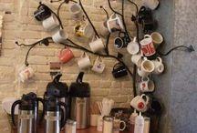 Mugs & sharpie