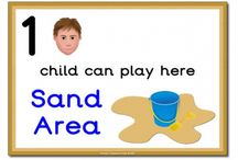 Sand Areas - EYFS Classroom Areas - Teaching Ideas - Activities for Children