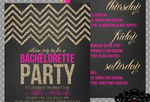 Bachelorette Party / by Brooke Rideout