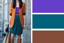 رنگ لباس