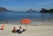 Niteroi / La hermosa localidad de Niteroi, al otro lado de la Bahía de Guanabara, justo en frente de Río de Janeiro