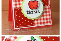 Paper Craft - Cards / by Mary Miller