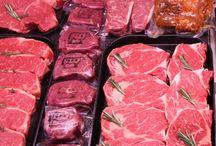 butchery counter display