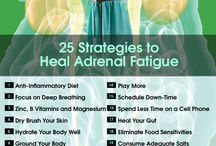 Adrenal remedies - help and cure.