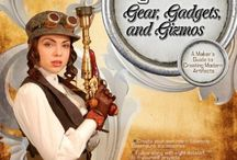Steampunk books / Find us on Facebook and at http://www.meetup.com/ABQ-Steampunk-Society/ and our forum http://abqsteampunksociety.boards.net/ Also on Tumbler and Twitter