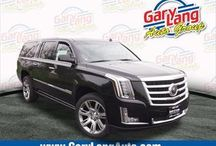 New Cars For Sale / New cars, trucks, SUV's, and crossovers for sale at Gary Lang in McHenry, IL.