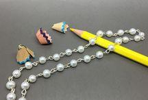 Catene di Perle / Ti interessano le perle di vetro? Cerchi delle soluzioni interessanti per il tuo tempo libero, a prezzi convenienti? Visita il sito www.gugapluff.it