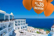 The Blue Bosphorus Hotel By Corendon / Beyaz ve mavinin müthiş uyumu ile Bodrum'da tatil keyfi! %35 erken rezervasyon indirimi ile The Blue Bosphorus Hotel By Corendon'da yerinizi şimdiden ayırtın.