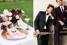 Wedding colour theme