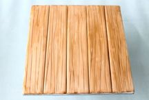 Làm gỗ fondant