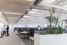 Green Working Spaces / by TreeHugger
