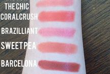 Lipsticks By Red Apple Lipstick / Gluten Free, Paraben Free Lipstick That's So Creamy, So Fresh, So Moisturizing...You'll Freak Out If You Lose It / by Red Apple Lipstick
