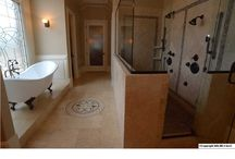 Master Bathroom New House / by Mindy Golds