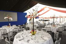 Corporate Hire Marquees / Marquees supplied to corporate events