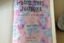♥ Wreck This Journal♥